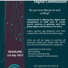 Digital Commissions 2017