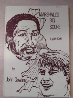 Marshall's Big Score Cover